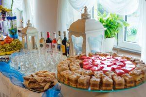 Wina dla gości weselnych