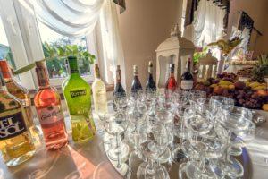 Alkohol dla gości weselnych