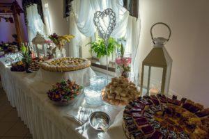 Ciasta i owoce