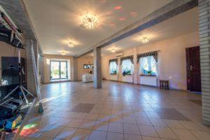 Duża sala do tańca