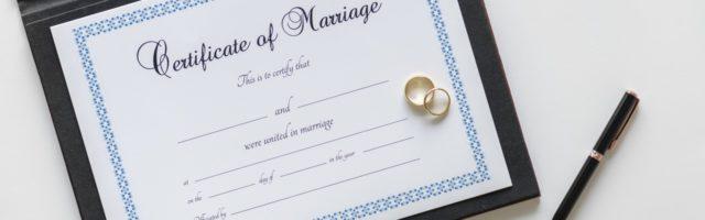 Akt ślubny